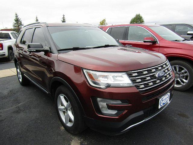 2016 Ford Explorer XLT for sale in Laramie, WY
