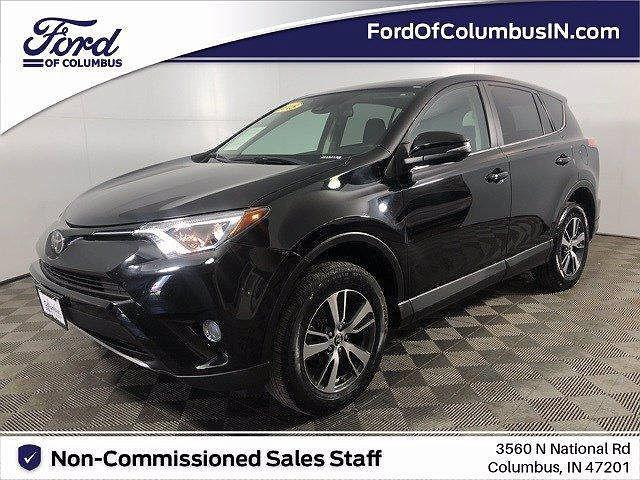2018 Toyota RAV4 XLE for sale in Columbus, IN