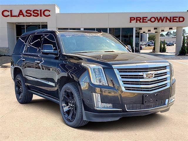 2017 Cadillac Escalade Platinum for sale in Texarkana, TX