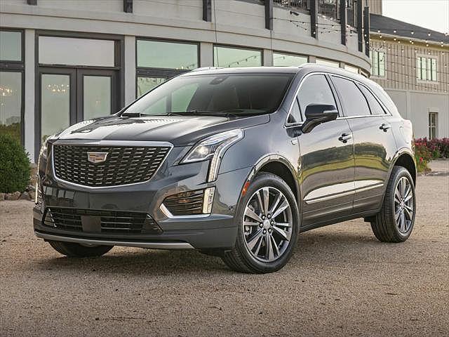 2021 Cadillac XT5 FWD Premium Luxury for sale in Texarkana, TX