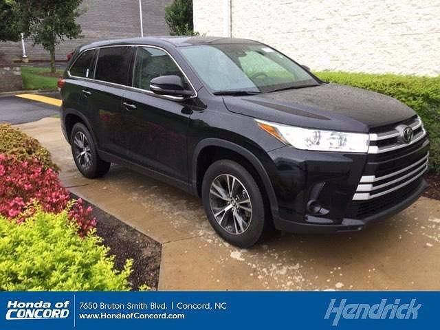 2019 Toyota Highlander LE for sale in Concord, NC