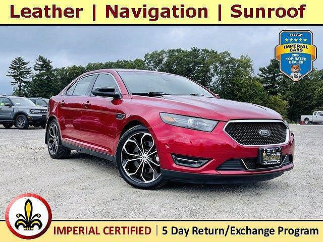 2013 Ford Taurus SHO for sale in Mendon, MA