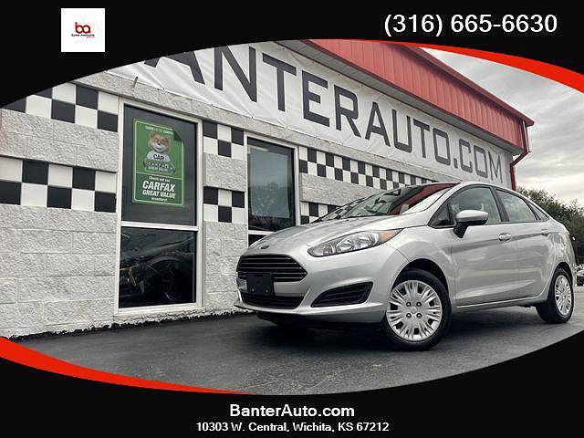 2017 Ford Fiesta S for sale in Wichita, KS