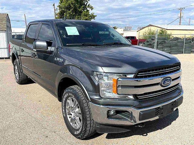 2020 Ford F-150 Lariat for sale in Roswell, NM