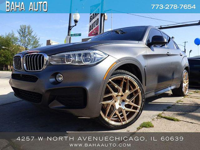 2016 BMW X6 xDrive50i for sale in Chicago, IL