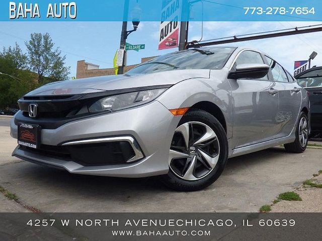 2020 Honda Civic Sedan for sale near Chicago, IL