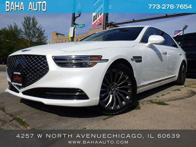 2020 Genesis G90 5.0L Ultimate for sale in Chicago, IL
