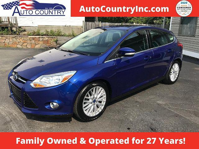 2012 Ford Focus SEL for sale in Abington, MA