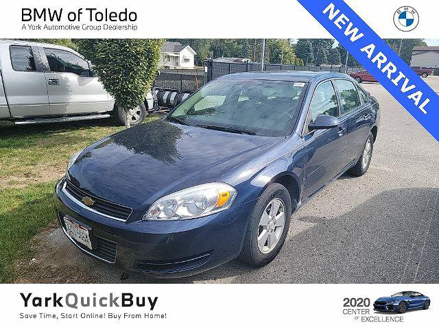 2007 Chevrolet Impala 3.5L LT for sale in Toledo, OH