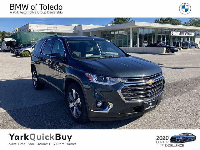 2018 Chevrolet Traverse LT Leather for sale in Toledo, OH