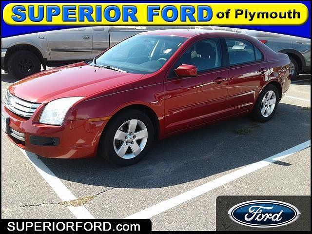 2008 Ford Fusion SE for sale in Plymouth, MN