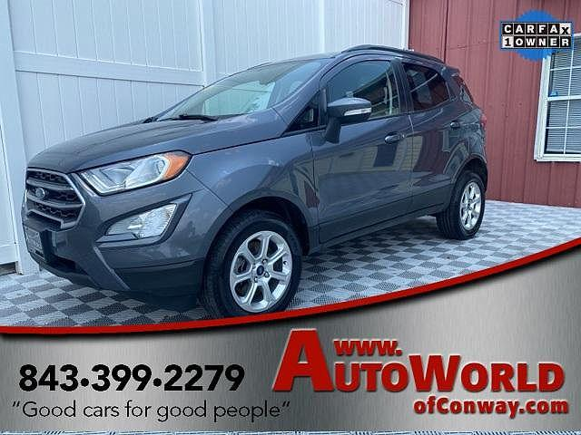 2019 Ford EcoSport SE for sale in Conway, SC