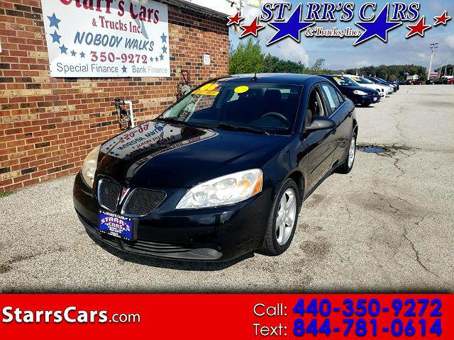 2008 Pontiac G6 4dr Sdn for sale in Painesville, OH
