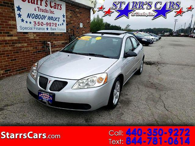 2009 Pontiac G6 w/1SA *Ltd Avail* for sale in Painesville, OH