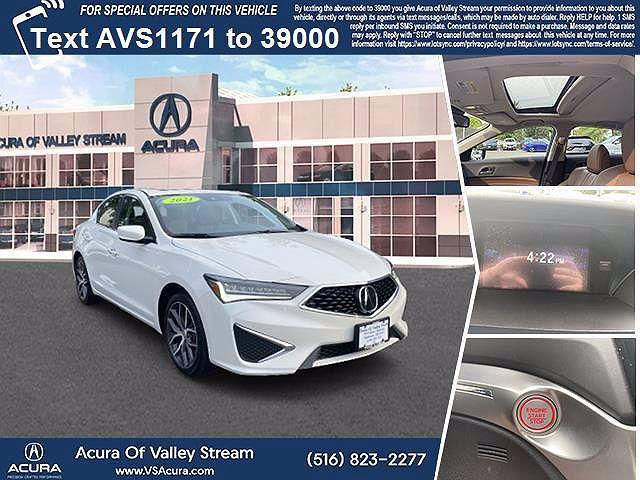 2021 Acura ILX w/Premium Package for sale in Lynbrook, NY