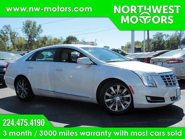 2014 Cadillac XTS 4dr Sdn FWD for sale in Mundelein, IL