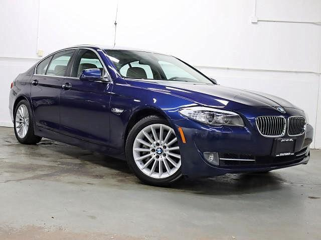 2011 BMW 5 Series 535i for sale in Schaumburg, IL