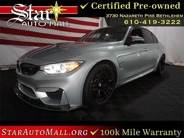 2016 BMW M3 4dr Sdn for sale in Bethlehem, PA