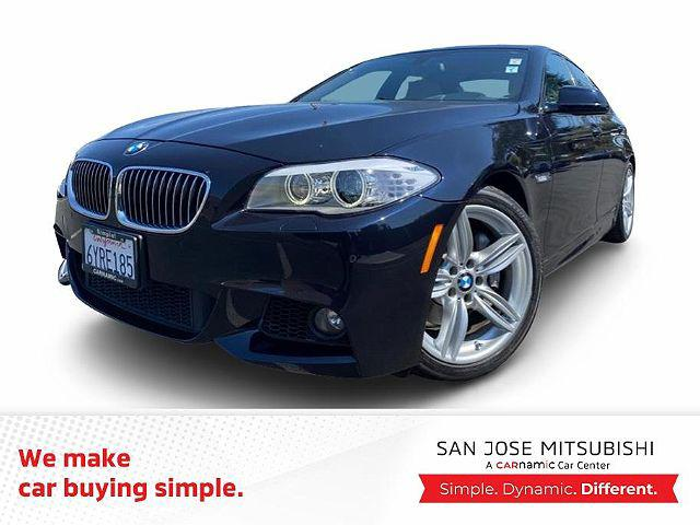 2013 BMW 5 Series 535i for sale in San Jose, CA