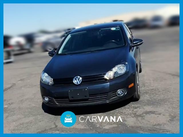 2014 Volkswagen Golf TDI w/Sunroof & Nav for sale in ,