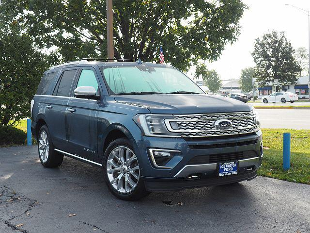 2019 Ford Expedition Platinum for sale in Carol Stream, IL