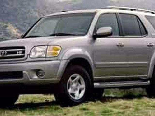 2001 Toyota Sequoia Limited for sale in Minneapolis, MN