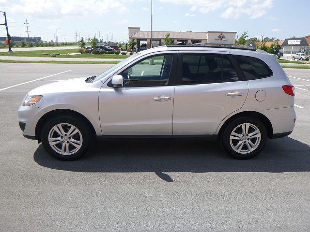2011 Hyundai Santa Fe Limited for sale in Olathe, KS
