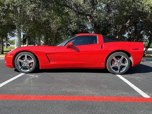 2007 Chevrolet Corvette 2dr Cpe for sale in Round Rock, TX