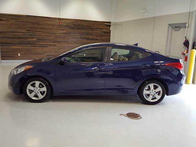 2013 Hyundai Elantra GLS for sale in Cuyahoga Falls, OH