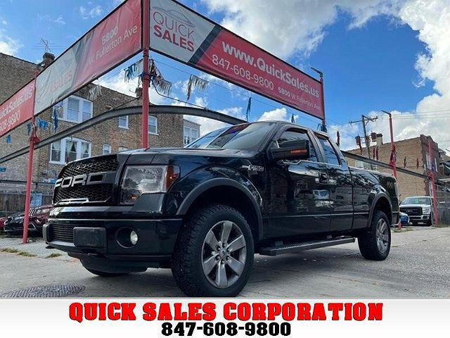 2013 Ford F-150 FX4 for sale in Chicago, IL