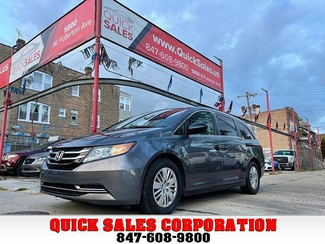 2014 Honda Odyssey LX for sale in Chicago, IL