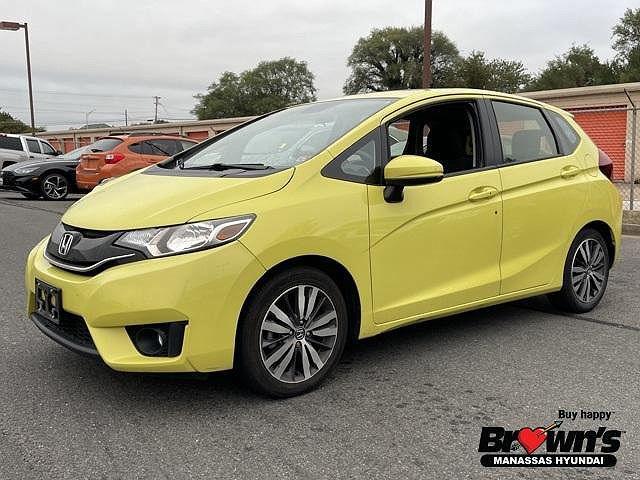 2016 Honda Fit EX for sale in Manassas, VA