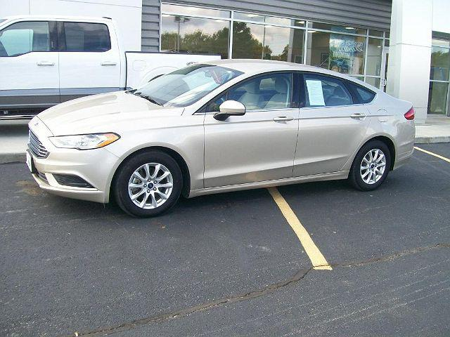 2018 Ford Fusion S for sale in Holton, KS