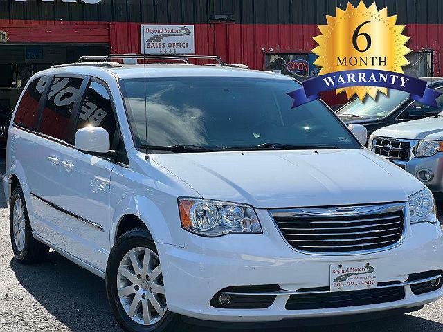 2015 Chrysler Town & Country Touring for sale in Manassas, VA