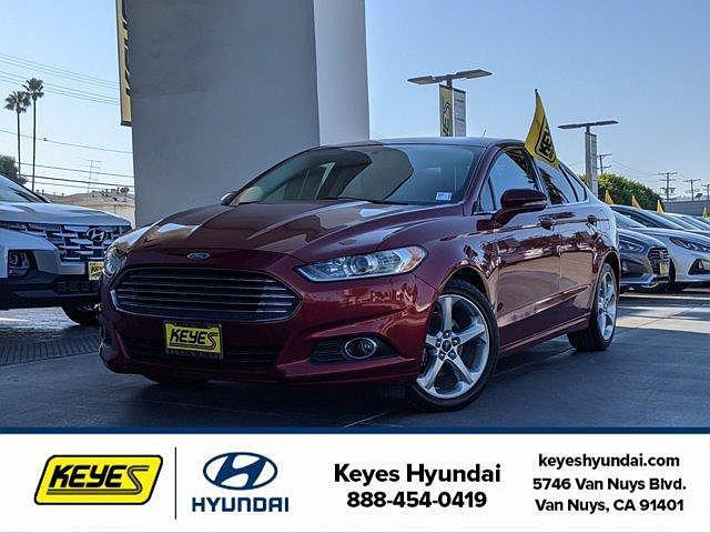 2015 Ford Fusion SE for sale in Van Nuys, CA