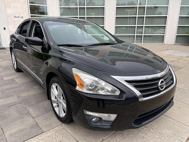 2015 Nissan Altima 2.5 SV for sale in Chantilly, VA