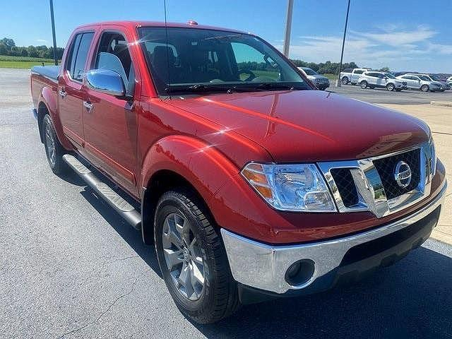 2016 Nissan Frontier SL for sale in Hopkinsville, KY