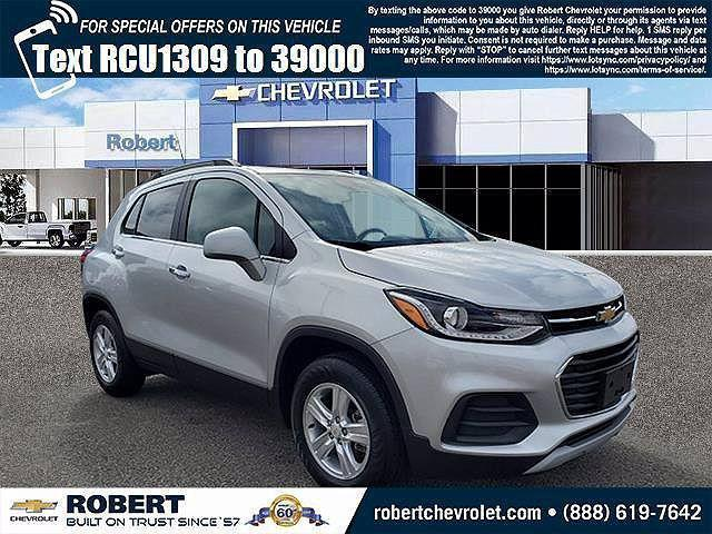 2018 Chevrolet Trax LT for sale in Hicksville, NY