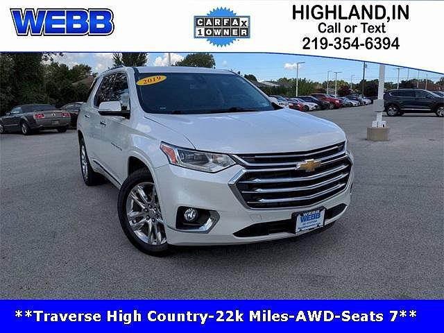 2019 Chevrolet Traverse High Country for sale in Highland, IN