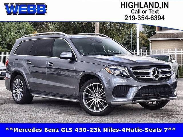 2018 Mercedes-Benz GLS GLS 450 for sale in Highland, IN