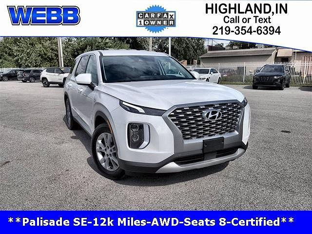 2021 Hyundai Palisade SE for sale in Highland, IN