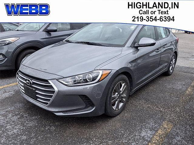 2018 Hyundai Elantra SEL for sale in Highland, IN