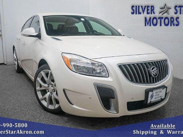 2012 Buick Regal GS for sale in Tallmadge, OH