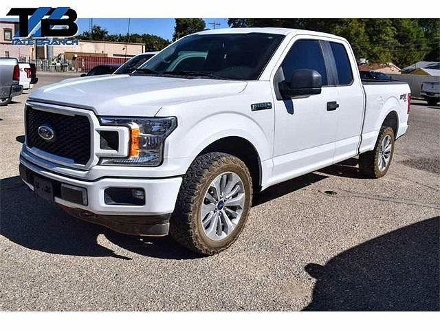 2018 Ford F-150 XL for sale in Carlsbad, NM