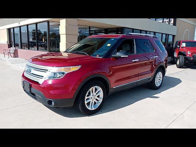 2014 Ford Explorer XLT for sale in Wichita, KS