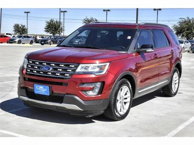 2016 Ford Explorer XLT for sale in Odessa, TX