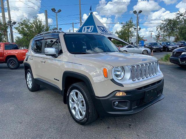 2016 Jeep Renegade Limited for sale in Gainesville, FL