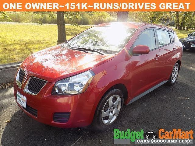 2010 Pontiac Vibe w/1SA for sale in Norton, OH