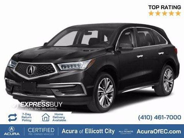 2020 Acura MDX w/Technology Pkg for sale near Ellicott City, MD