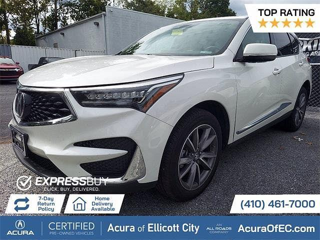 2020 Acura RDX w/Technology Pkg for sale in Ellicott City, MD